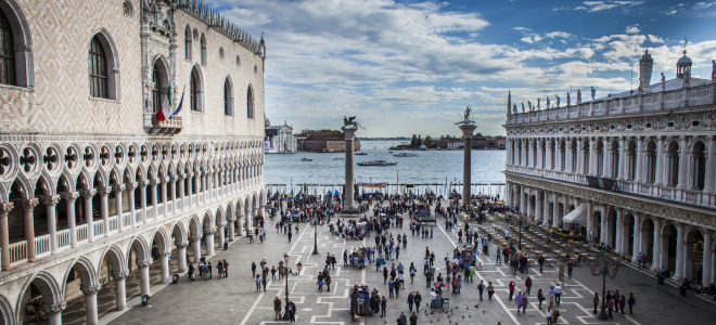Venice walking guided tour