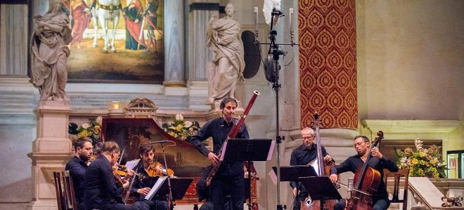 Classic Music Concert Venice Interpreti Veneziani