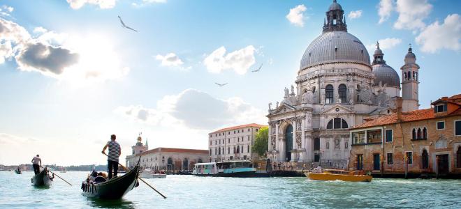 Giro in Gondola Venezia Canal Grande