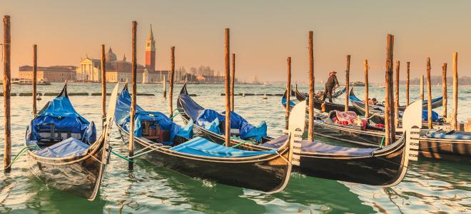 Gondola Ride with Serenade  Venice