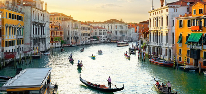 Venice boat tour Canal Grande
