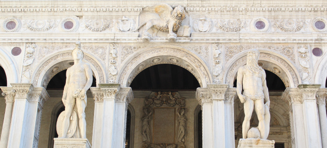 Palazzo ducale tour guidato venezia