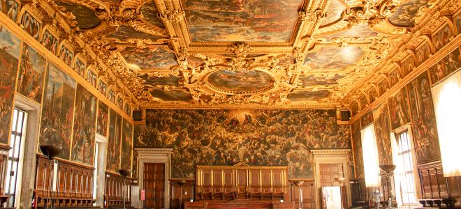 Doge's Palace entrance ticket Venice