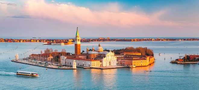 Panoramic Sunset Guided Tour Venice Lagoon