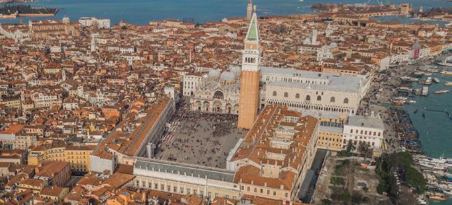 Tour piazza san marco, basilica palazzo ducale Venezia