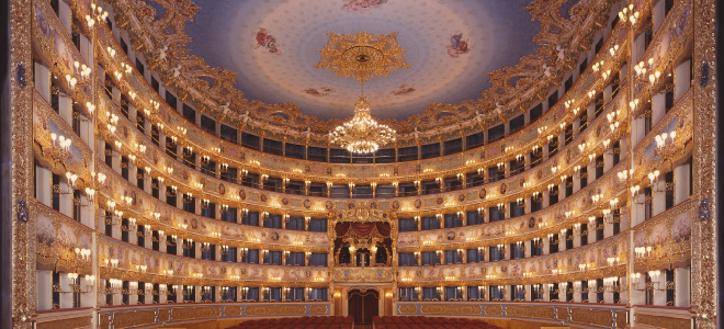la Fenice Theatre guided tour Venice
