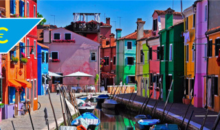 Murano Burano Torcello Guided Tour Bucintoro Viaggi Venice
